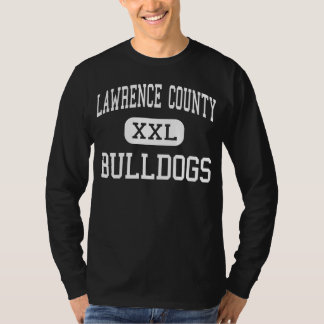 Lawrence County - Bulldogs - High - Louisa T-Shirt