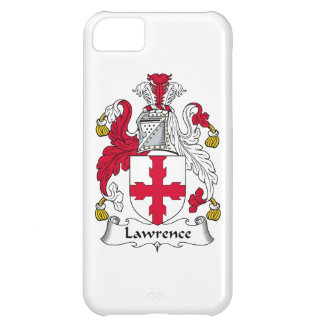 Lawrence Family Crest iPhone 5C Case