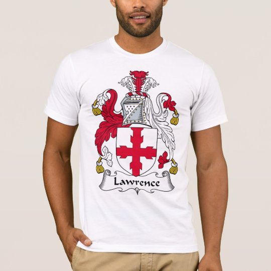 Lawrence Family Crest T-Shirt