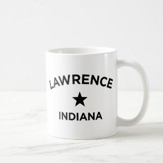 Lawrence Indiana Mug