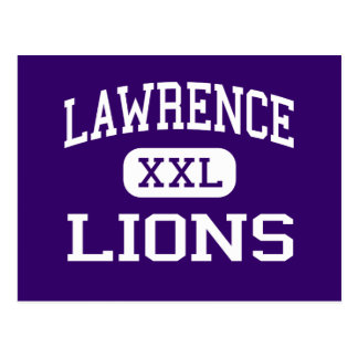 Lawrence - Lions - Junior - Las Vegas Nevada Postcard
