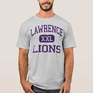 Lawrence - Lions - Junior - Las Vegas Nevada T-Shirt