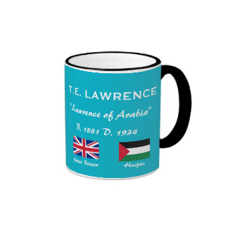 Lawrence of Arabia Portrait Mug