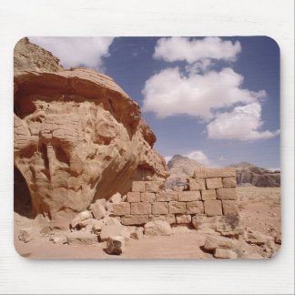 Lawrence of Arabia's house during Mouse Pad