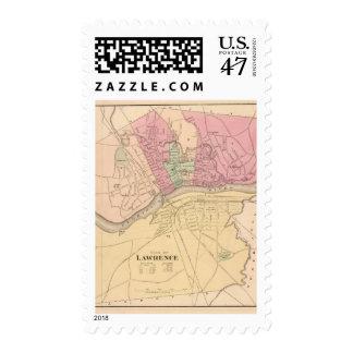 Lawrence Postage Stamp