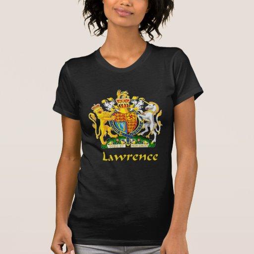 Lawrence Shield of Great Britain Shirts