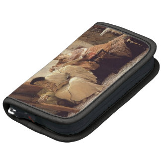Lawrence Tadema- A Picture Gallery Folio Planner