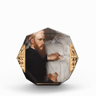 Lawrence Tadema- Dr. Washington Epps, My Doctor Acrylic Award