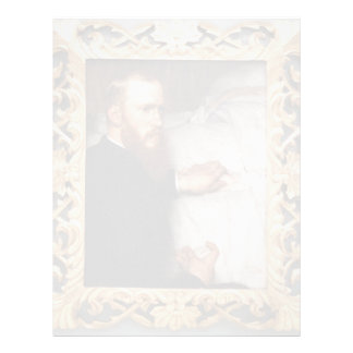 Lawrence Tadema- Dr. Washington Epps, My Doctor Personalized Letterhead