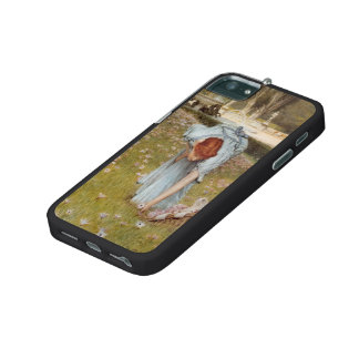 Lawrence Tadema:Flora Spring in the Gardens Case For iPhone 5/5S