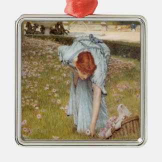 Lawrence Tadema:Flora Spring in the Gardens Ornaments