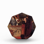 Lawrence Tadema- Hadrian Visiting British Pottery Acrylic Award