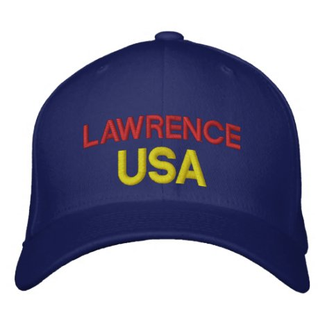 Lawrence USA Cap