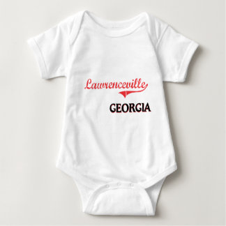 Lawrenceville Georgia City Classic Tee Shirt