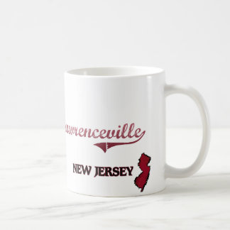 Lawrenceville New Jersey City Classic Classic White Coffee Mug