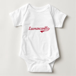 Lawrenceville New Jersey Classic Design Tees