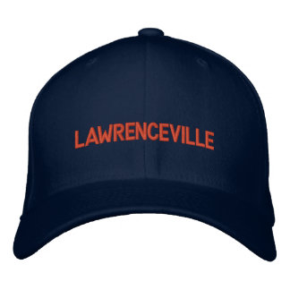 Lawrenceville Old Fashioned Ballcap Cap