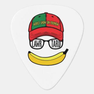 Lawrtard Guitar Pic Guitar Pick