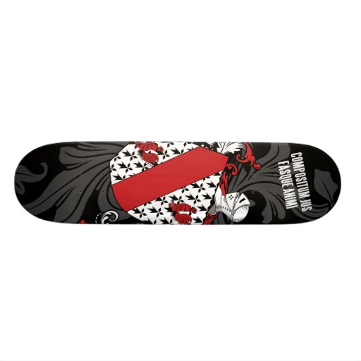 Laws Skateboard Deck