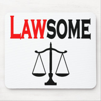 lawsome2 mouse pad