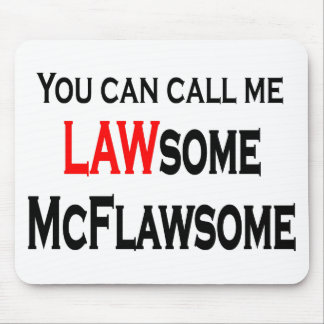 lawsome mouse pad