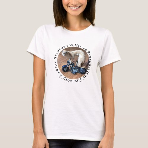Lawson Academy for Gifted Strangelings T_Shirt