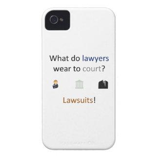Lawsuits Joke iPhone 4 Case