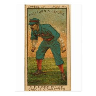Lawton, equipo de Haverly Postal