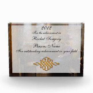 Lawyer - Always taking notes - 1902 Acrylic Award
