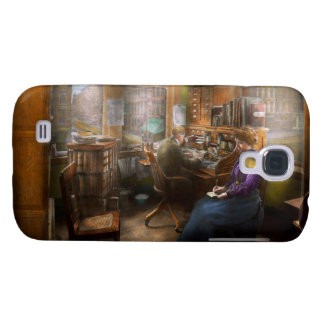 Lawyer - Always taking notes - 1902 Galaxy S4 Cover