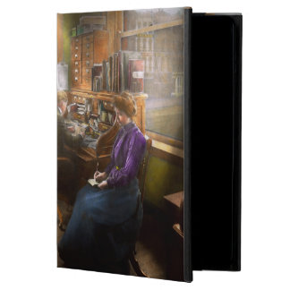 Lawyer - Always taking notes - 1902 iPad Air Cases