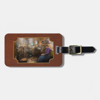 Lawyer - Always taking notes - 1902 Luggage Tag