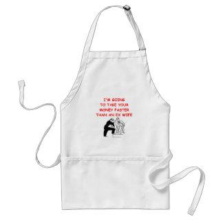 lawyer apron