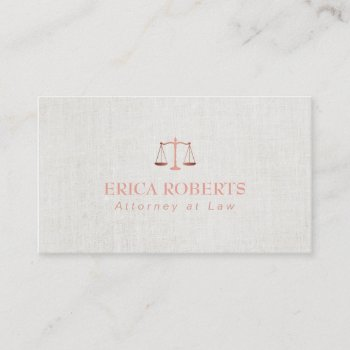 Browse products at zazzle with the theme attorney profilecard law lawyer attorney foil rose gold classy linen business card reheart Image collections