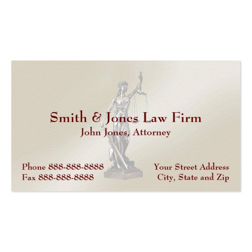 Lawyer business card templates page20 bizcardstudio for Law business cards