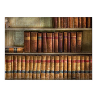 Lawyer - Books - Law books Card