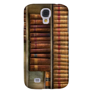 Lawyer - Books - Law books Samsung Galaxy S4 Covers