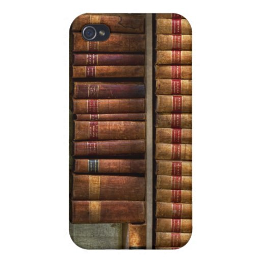 Lawyer - Books - Law books iPhone 4/4S Covers