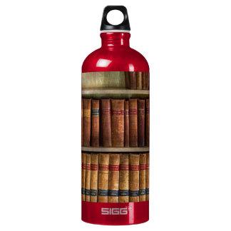 Lawyer - Books - Law books Water Bottle