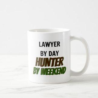 Lawyer by Day Hunter by Weekend Coffee Mug