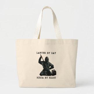 Lawyer By Day, Ninja By Night Bag
