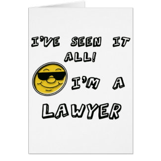 Lawyer Card