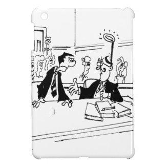 Lawyer Cartoon 5299 iPad Mini Cover