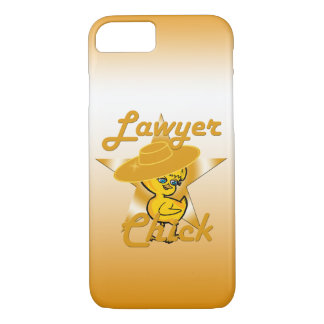 Lawyer Chick #10 iPhone 8/7 Case