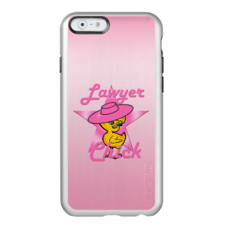 Lawyer Chick #8 Incipio Feather Shine iPhone 6 Case