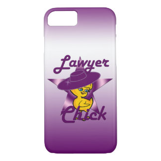Lawyer  Chick #9 iPhone 8/7 Case