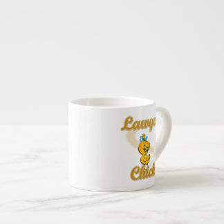 Lawyer Chick Espresso Cup