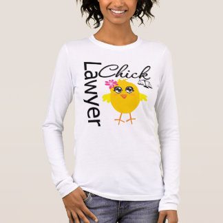 Lawyer Chick Long Sleeve T-Shirt