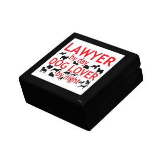 Lawyer Dog Lover Gift Box