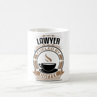 Lawyer Fueled By Coffee Coffee Mug